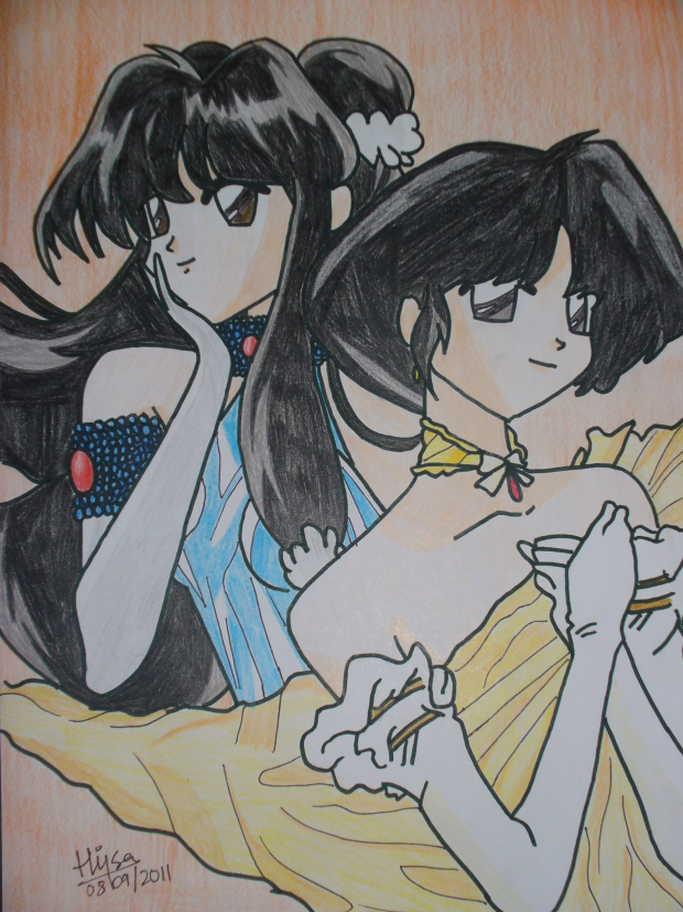 Ranma Girls