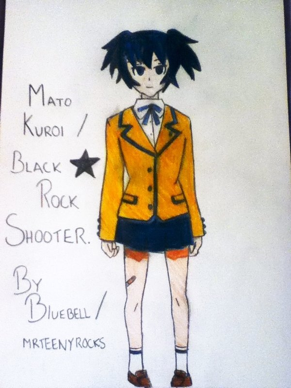 Kuroi Mato Drawing ^^